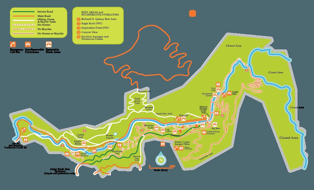 Alum Rock Park Search Parks Playgrounds City Of San Jose