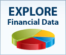 Explore Financial Data Logo
