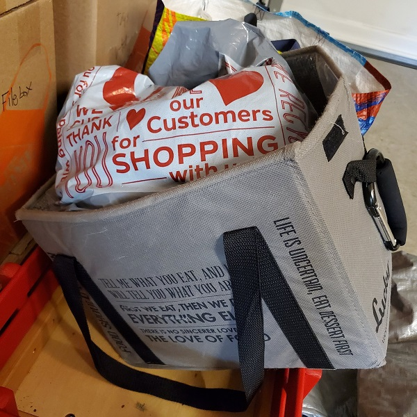 Single-Use Carry Out Bag Ordinance Temporarily Lifted