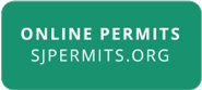 Online Permits View or Apply Button