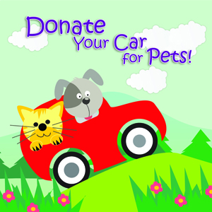 Donate Your Car for Pets