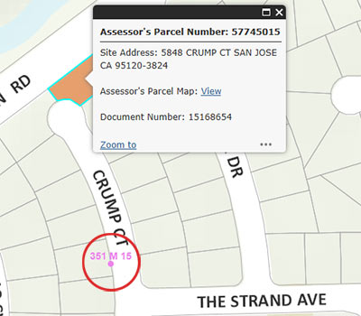 Tract and Parcel Maps | City of San Jose