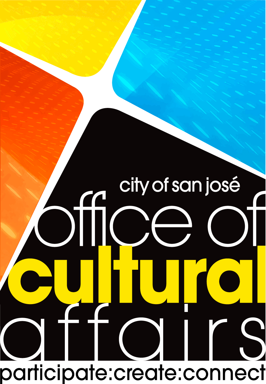 City of San Jose Office of Cultural Affair's Logo