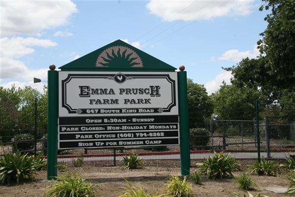 Emma Prusch Farm Regional Park Search Parks Playgrounds City Of San Jose
