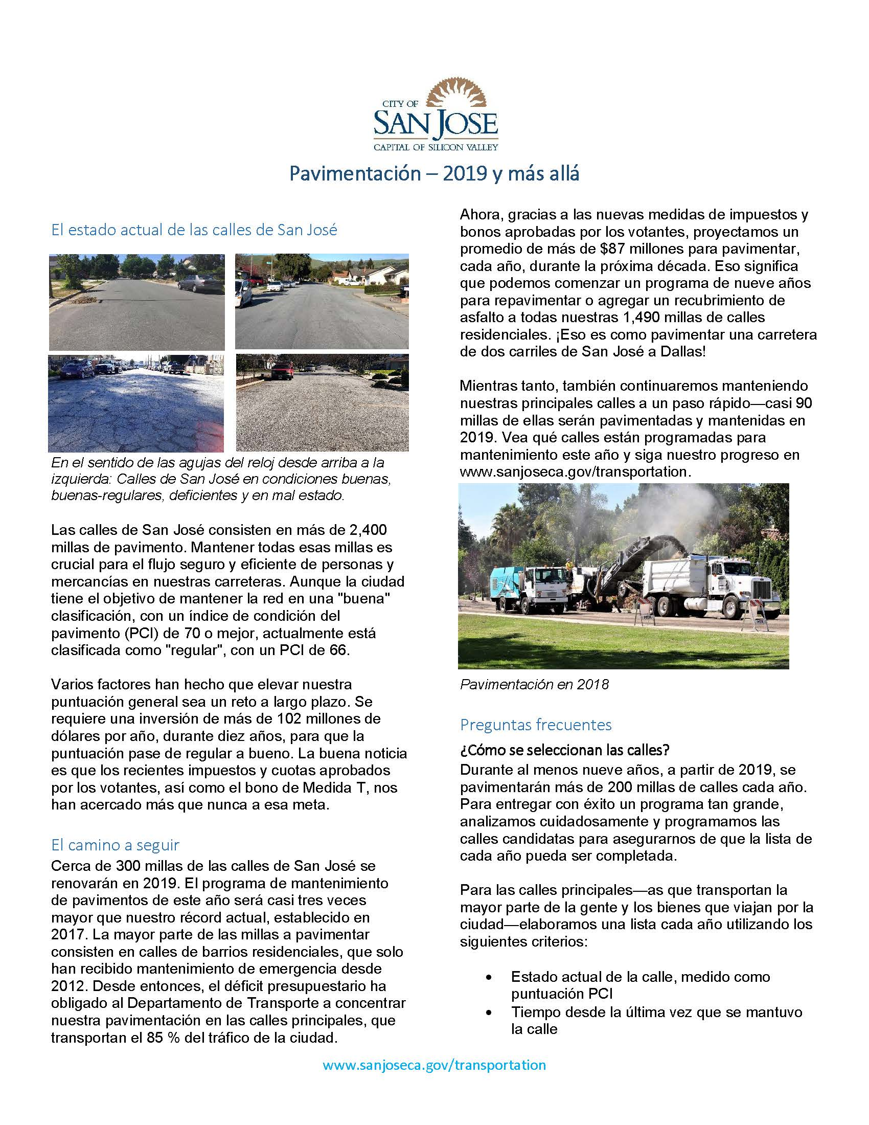 Pavement maintenance explainer 2019 2-column r2-Spanish_Page_1