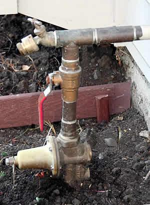 An example of a shut-off valve.